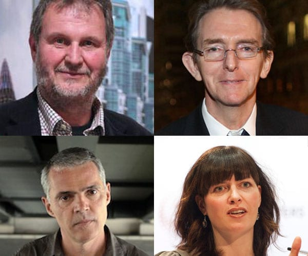 ower and the media – Exaro debate the relationship – David Hencke, Tony Gallagher, Peter Jukes and Glenda Cooper were the four panelists on Wednesday 23rd September 2015 in London