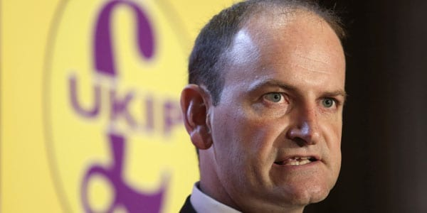 Douglas Carswell: UKIP's first Member of Parliament