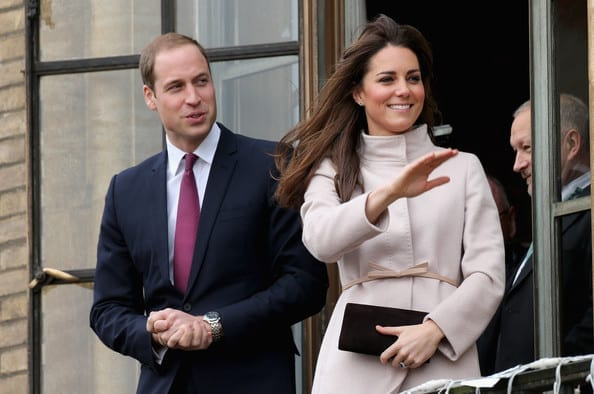 Duke and Duchess of Cambridge 1