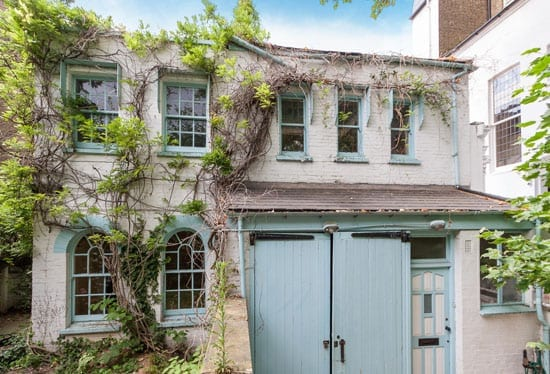 A house with a history - Durham Cottage, 4 Christchurch Street, Chelsea, London, SW3 4AP