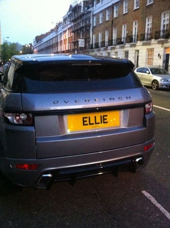 Someone who might well be called Ellie: ELL1E