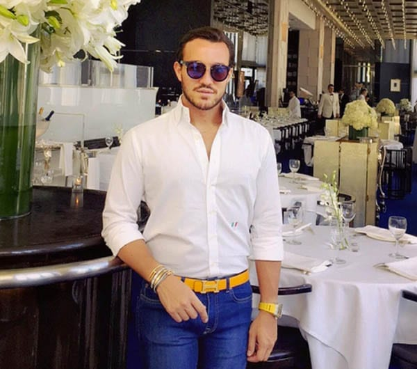 Emir Bahadir – What's on your mantelpiece? The Steeple Times conducts a 20 question interview with 25-year old New York based BHDR real estate brokerage and development firm founder Emir Bahadir – He is also a star of the website Rich Kids of Instagram