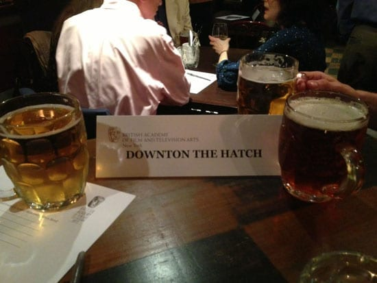 Even BAFTA have organised a quiz based on Downton the Hatch!