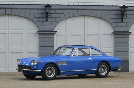"The ex-John Lennon Ferrari 330 GT 2+2, registration ""DUL 4C"""