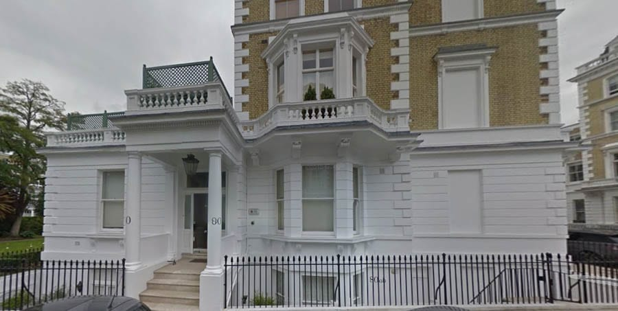 Onslow & Campbell – Ground floor apartment at 80 Onslow Gardens, South Kensington London, SW7 3AG for sale for £4.75 million ($5.8 million, €5.4 million or درهم21.3 million) through Knight Frank – Sol Campbell's Hallington Hall, Hallington, near Corbridge, Northumberland for sale for £4.95 million through Sanderson Young
