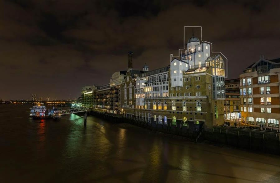 High & Low – The High Command Penthouse and The Riverside, Anchor Brewhouse, Malt Mill, 50 Shad Thames, London, SE1 2LY – The High Command: £12.5 million ($15.7 million, €14.7 million or درهم57.6 million) through Knight Frank and Cluttons – The Riverside: £6 million ($7.5 million, €7.1 million or درهم27.6 million) through Knight Frank