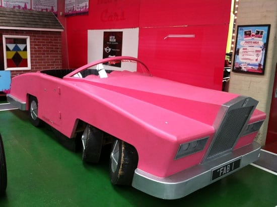 Lady Penelope would be proud: FAB 1