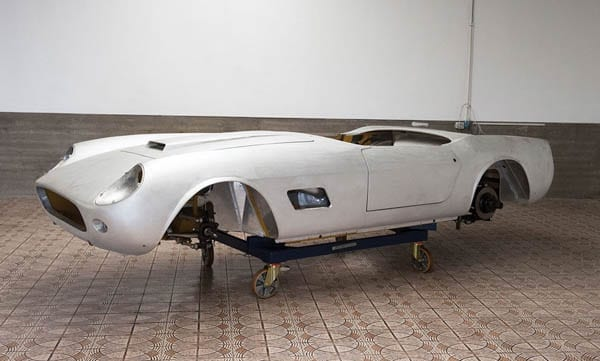 Larging an Auction – RM Sotheby's Duemila Ruote sale, 25th to 27th November 2016 – Europe's largest auto-themed, single owner collection sale achieves £43.7 million in total sales