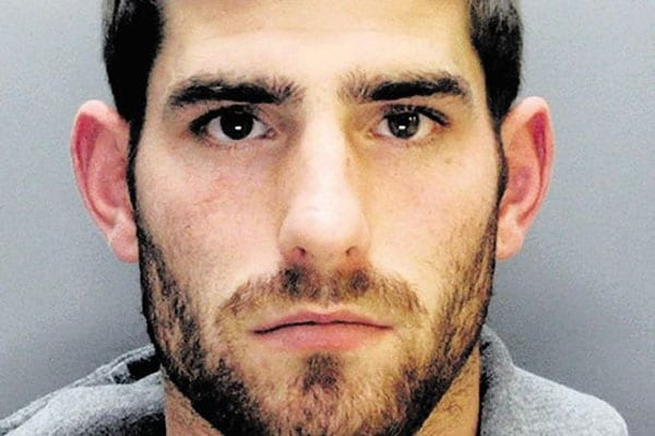 Footballer Ched Evans continues to claim to be innocent despite having been jailed for five years for rape