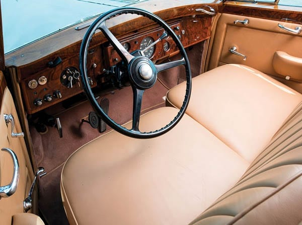 A Working Rolls – 1959 Rolls-Royce Silver Cloud I estate car by H. J. Mulliner and Radford – Orin Smith collection – RM Sotheby's Amelia Island sale 10th and 11th March 2017