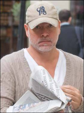 Carole Middleton's brother businessman Gary Goldsmith.