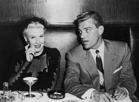 Ginger Rogers and Greg Bautzer