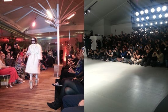 Glamour and hype are stablemates at LFW