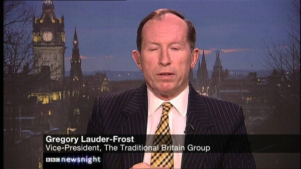 Gregory Lauder-Frost