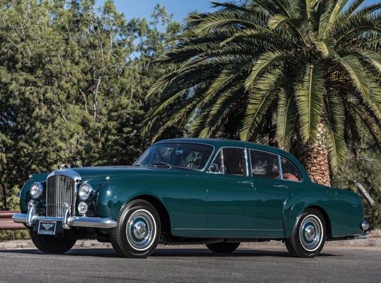 Gregory Peck's 1961 Bentley S2 Continental Flying Spur
