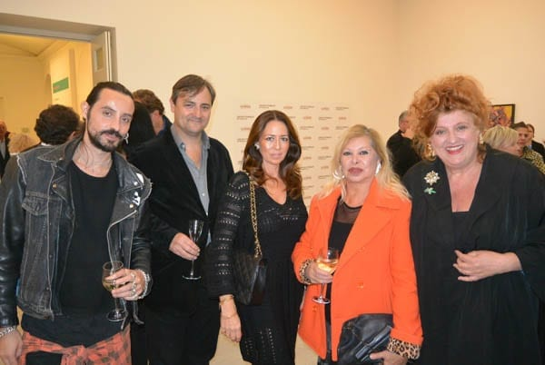 The New Andy Warhol – Private view of the works of Lincoln Townley at the Saatchi Gallery, Chelsea, London, SW3 on Wednesday 19th October 2016
