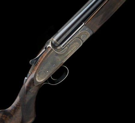 John Parton's 1990 Purdey 20-bore (serial number 29163) will no doubt prove popular with Margaret Thatcher enthusiasts