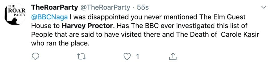 """Hideous Harvey – 'Headmaster Harvey' Proctor makes a fool of himself – As """"kinky ex MP"""" 'Headmaster Harvey' Proctor storms out of a BBC interview with Naga Munchetty, he again shows himself as an arrogant, self-entitled prick."""