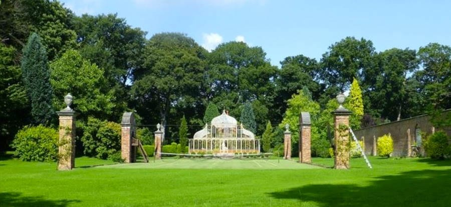 A Modern Beauty – Henbury Hall Estate, Henbury, Macclesfield, Cheshire, SK11 9PJ, United Kingdom – For sale through Savills – Built by and former home of Sebastian de Ferranti