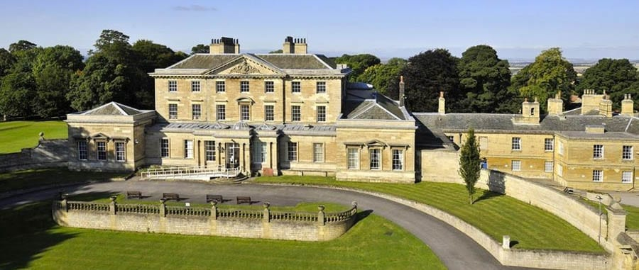 A Messed-Up Mansion – Hickleton Hall, Hickleton, Doncaster, South Yorkshire, DN7 5BB, United Kingdom – For sale for £1.5 million ($2 million, €1.7 million or درهم7.3 million) through Fisher German.