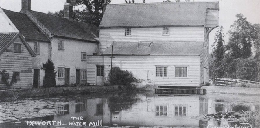 Witchfinder's and Watermills – The Watermill, Thetford Road, Ixworth, Bury St. Edmunds, Suffolk, IP31 2JN – For sale for £1 million ($1.3 million, €1.2 million or درهم4.6 milllion) through Savills and used in The Witchfinder General and Dad's Army
