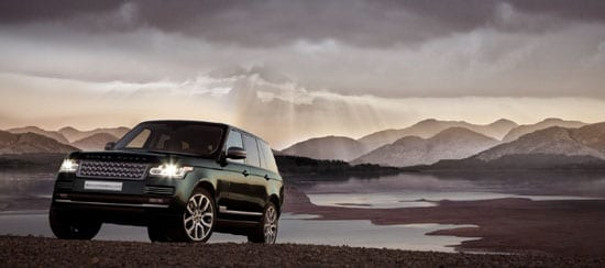 Holland & Holland's bespoke Range Rover is most definitely the best car to launch in 2013