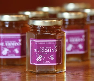 The honey they produce is truly delicious