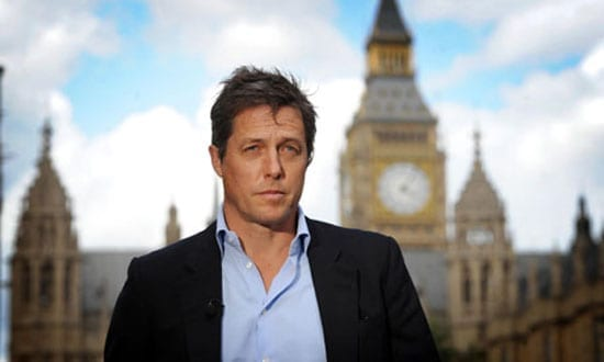 Hugh Grant's Hacked Off campaign has become something that is about nothing other than self-interest