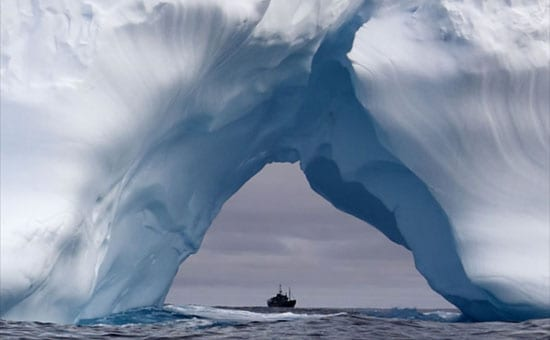 The wisest investors avoid the icebergs