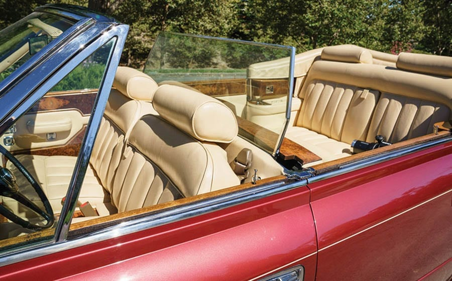 A Con and A Cabriolet – 1971 Rolls-Royce Phantom VI all-weather cabriolet by Pietro Frua – To be sold at auction by RM Sotheby's at their Monterey sale on Saturday 19th August 2017 – Estimate of £308,000 to £462,000 ($400,000 to $600,000, €340,000 to €511,000 or درهم1.5 million to درهم2.2 million) – Owned by Robert 'Bobby' Buchanan-Michaelson originally