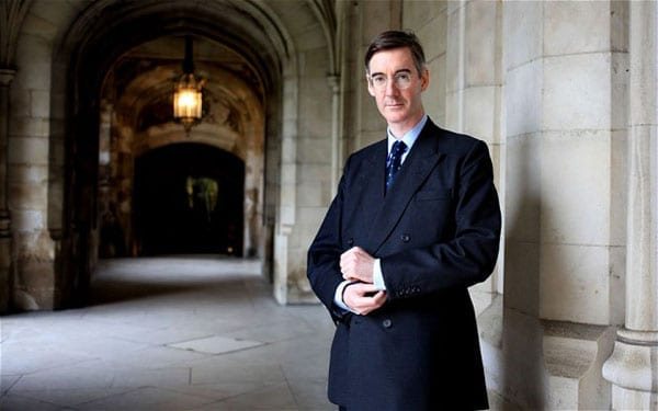 Jacob Rees-Mogg - Floccinaucinihilipilification