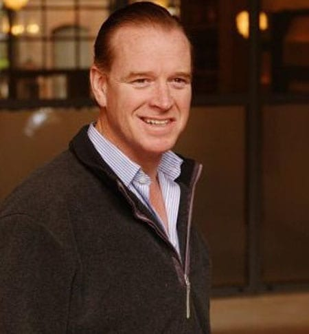 Former army officer James Hewitt