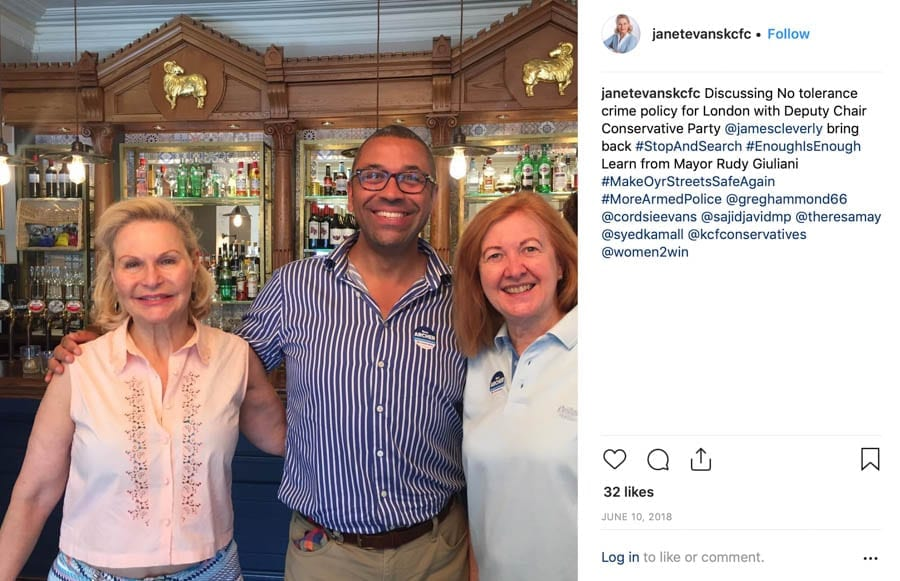 Barring Janet – Boycott Councillor Janet Evans and Janet's Bar, SW7 – As Cllr Janet Evans blocks The Steeple Times, we expose this South Kensington bar owner as utterly ridiculous and quite contemptible.