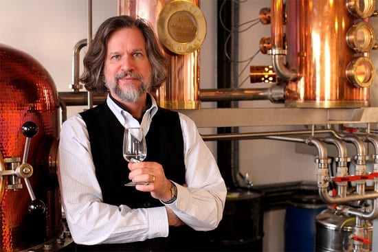 Author, master distiller and drinks historian Jared Brown