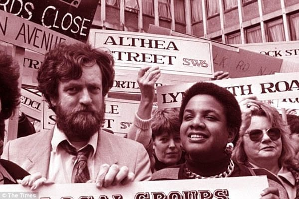 Crazy Corbyn – Jeremy Corbyn appoints Diane Abbott MP as Shadow Home Secretary