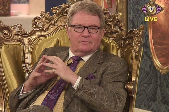 "Jim Davidson was the surprise winner of ""Celebrity Big Brother 2014"""