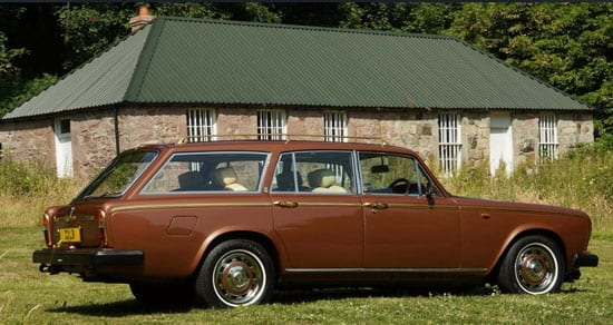 John Entwistle commissioned 1980 Rolls-Royce Silver Shadow II shooting brake