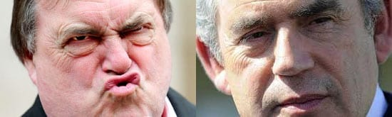 John Prescott (now Lord Prescott) and Gordon Brown made the Loch Fyne Oyster Bar's car park famous in 2004