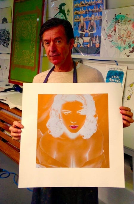 Famous! By John Stoddart at Trinity House Paintings, Mayfair, 26th May 2016