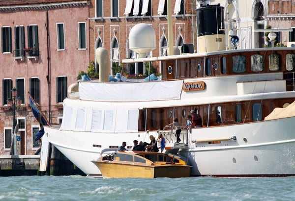 Rowling in the Depp – JK Rowling pays £22 million for a yacht – the Amphitrite – previously owned by Johnny Depp