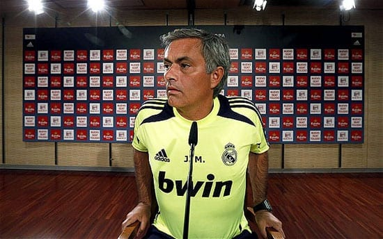 Jose Mourinho won't be the only one leaving Real Madrid