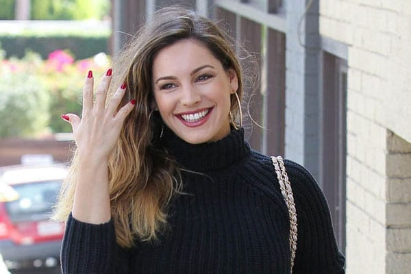 Kelly Brook (born Kelly Ann Parsons)