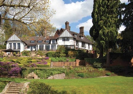 John Lennon's former home, Kenwood, near Weybridge in Surrey, is currently for sale for £13,750,000