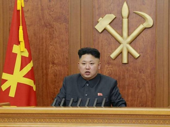 Kim Jong-un's New Year's Day message is yet another worrying sign of his instabilty