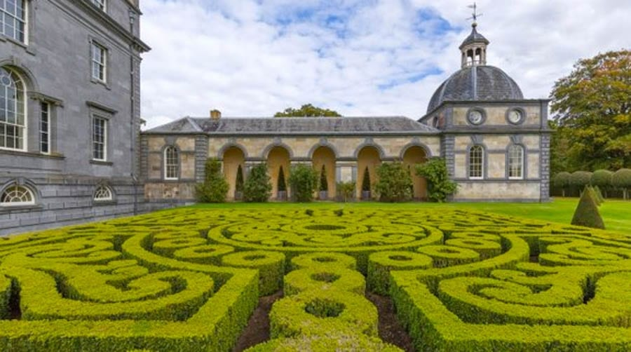The Castletown Conundrum – Castletown Cox, County Kilkenny, Ireland – For sale with Knight Frank for £15.7 million ($20.4 million, €17.5 million or درهم75 million) – Home of Lord and Lady Magan