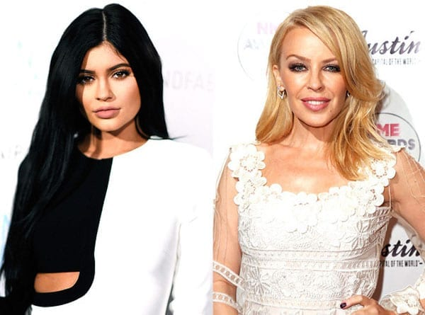 Kylie and Kardashian - Kylie Jenner has had the audacity to dare to take on Kylie Jenner