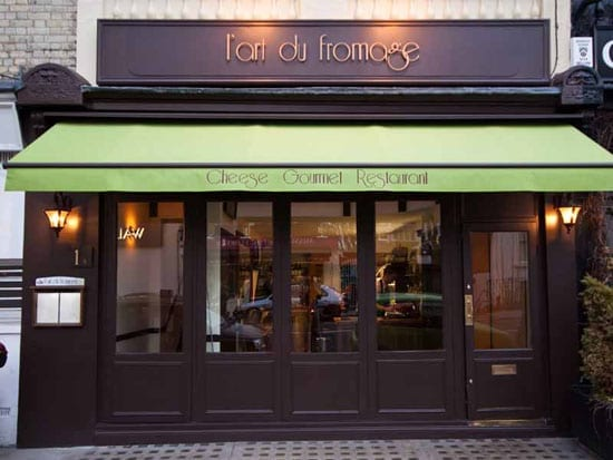 L'Art du Fromage, 1a Langton Street, London, SW10 0JL