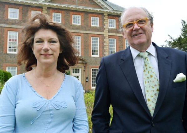 La Traviata by Verdi is to be performed at Winslow Hall - the home of The Hon. Christopher Gilmour and his wife Mardi - this July