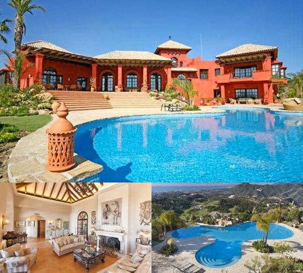 Homes for holidays