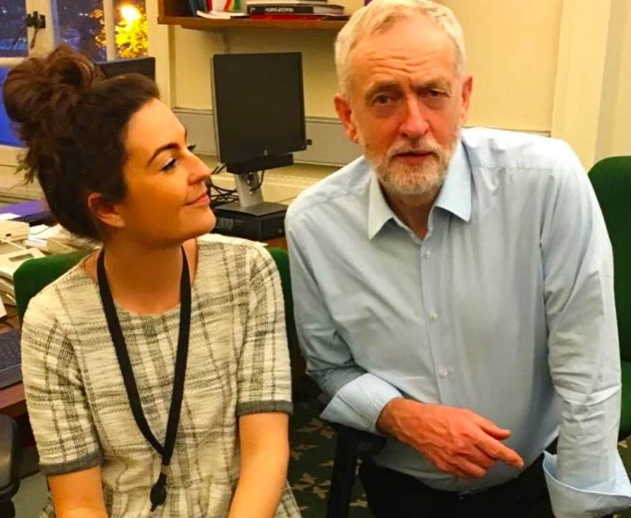 Moron of the Moment – Acid tongued Corbyn aide Laura Murray – Wealthy aristocrat and aide to Jeremy Corbyn is a true example of the hypocrisy that now pollutes once Great Britain.